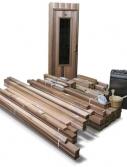 DIY Material Sauna Kits