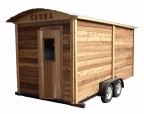 Mobile Saunas