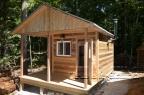 Outdoor Custom Sauna