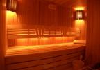 Indoor Custom Sauna